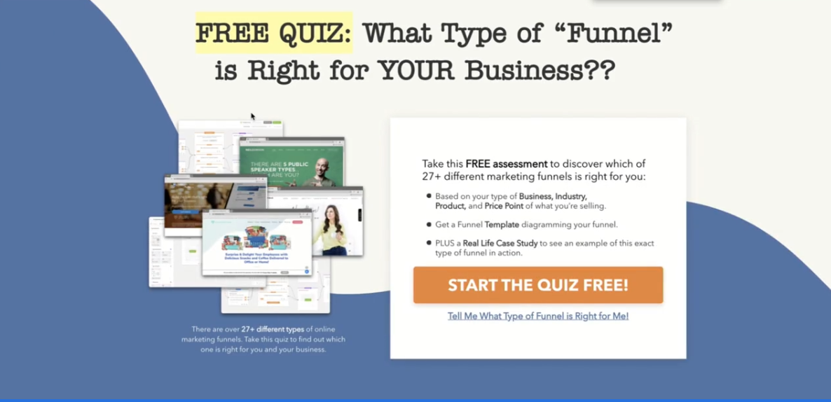 Build Your Own Quizzes with Quiz Funnel Masterclass & Software